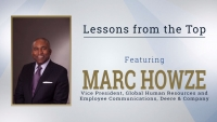 ​Lessons from the Top Featuring Marc Howze