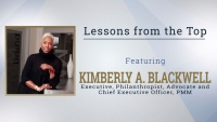 ​Lessons from the Top Featuring Kimberly A. Blackwell