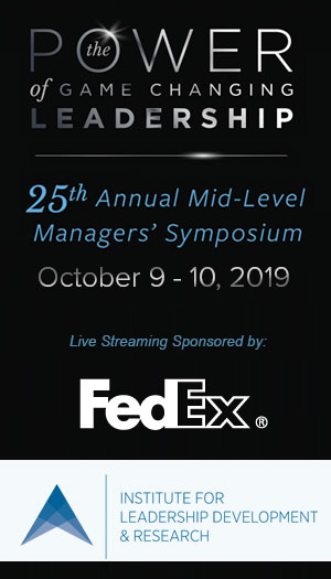 2019 Mid-Level Managers' Symposium