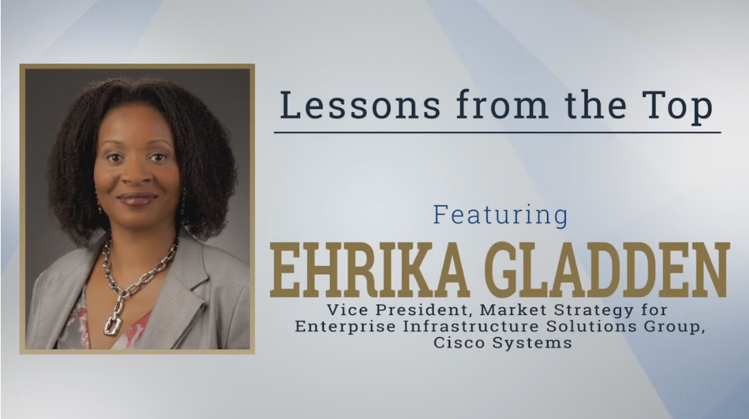 Lessons from the Top Featuring Ehrika Gladden