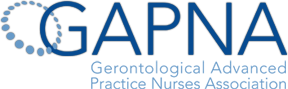 Gerontological Advanced Practice Nurses Association Logo