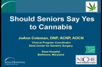 Should Seniors Say Yes to Cannabis?