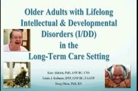 Older Adults with Lifelong Intellectual and Developmental Disorders in the LTC Setting