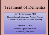 Geropsych Pharmacology Update