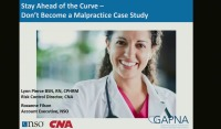 Stay Ahead of the Curve: Don't Become a Malpractice Case Study
