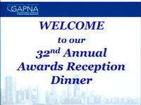 Awards Reception Dinner