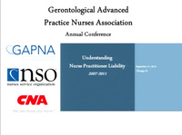 Liability Analysis for Nurse Practitioners