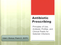 Antibiotic Prescribing