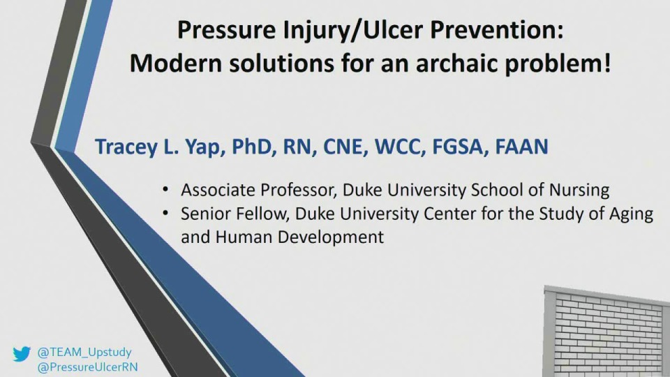 Pressure Ulcer and Injury Prevention