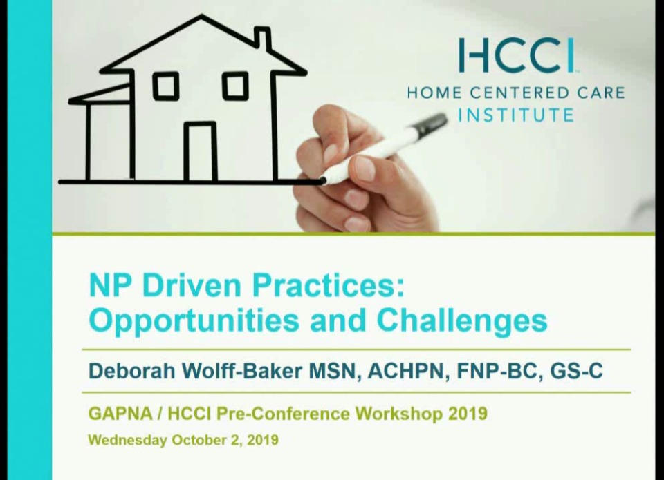 House Calls: APNs Navigating Challenges and Implementing Solutions