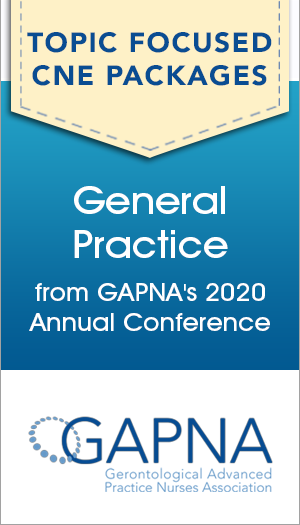 General Practice Topics for the Nurse Practitioner - 2020 Annual Conference