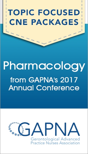 Pharmacology - 2017 Annual Conference