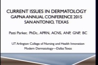 Current Issues in Dermatology