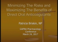 Minimizing the Risks and Maximizing the Benefits of Direct Oral Anticoagulants