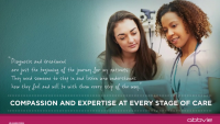 Sponsored Product Theater: Compassion and Expertise at Every Stage of Care icon