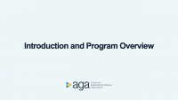 INTRODUCTION AND PROGRAM OVERVIEW icon