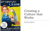 Creating a Culture that Works