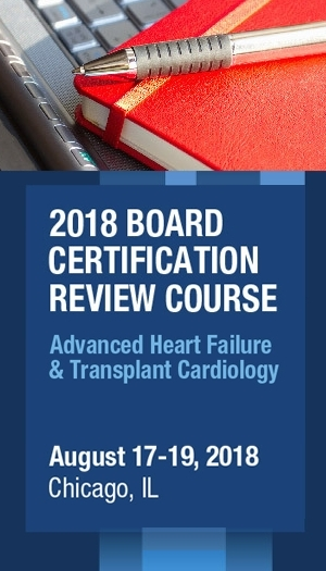 2018 HF Board Review Course