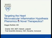 Tackling HFpEF: From Phenomics to Novel Therapeutics