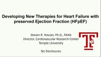 Excellence in Translational Science: Cardiac Myosin: New Directions in Cardiomyopathy and HF