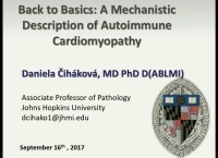 JOINT SESSION (MYOCARDITIS FOUNDATION): The Elephant in the Rheum: The Autoimmune Cardiomyopathies