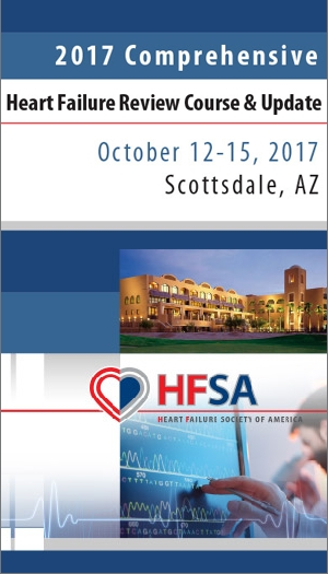 MEMBER   2017 Comprehensive Heart Failure Review Course & Update
