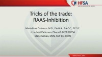 Tricks of the Trade: Challenges of RAAS Inhibition