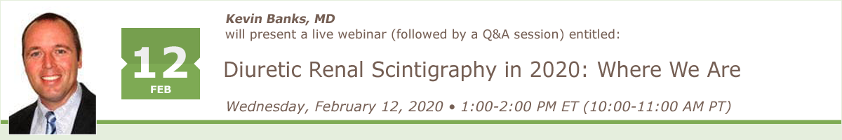 Diuretic Renal Scintigraphy In 2020: Where We Are