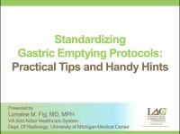 Standardizing Gastric Emptying Protocols: Practical Tips and Handy Hints