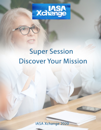 Super Session: Discover Your Mission