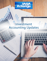 Investment Accounting Update