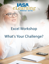 Excel Workshop: What's Your Challenge
