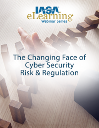 The Changing Face of Cyber Security Risk & Regulation