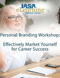 Personal Branding Workshop: Effectively Market Yourself for Career Success