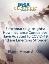 Benchmarking Insights: How Insurance Companies Have Adapted to COVID-19 and are Emerging Stronger