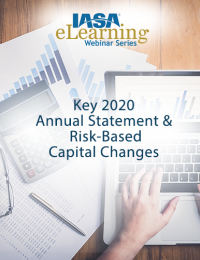 Key 2020 Annual Statement and Risk-Based Capital Changes