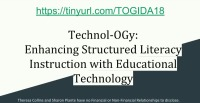 Technol-OGy: EdTech to Enhance Structured Literacy Instruction