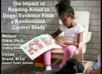 The Impact of Reading Aloud to Dogs: Evidence From a Randomized-Control Study