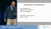 Teaching Students With Poor Comprehension