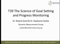 Transforming Classrooms by Implementing the Science of Goal Setting and Progress Monitoring
