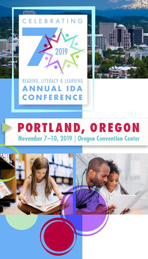 2019 Reading, Literacy & Learning Conference