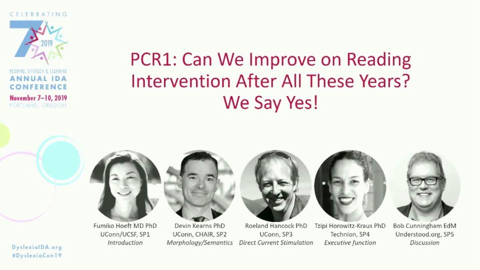 Can We Improve on Reading Intervention After All These Years? We Say Yes!