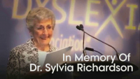 Sylvia O. Richardson Symposium in Language, Literacy, and DyslexiaLanguage Basis of Reading and Writing