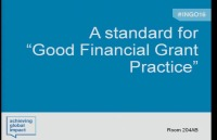 The Benefits of a New Pan-African Standard for Good Financial Grant Practice: Part 1 of 2