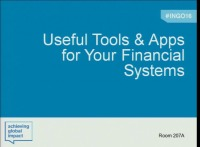 Useful Tools & Apps for Your Financial Systems