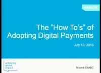 """The """"How To's"""" of Adopting Digital Payments"""