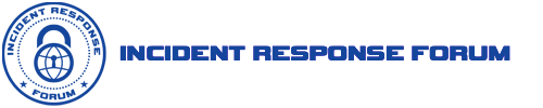 Incident Response Forum Logo