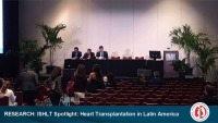 RESEARCH SESSION 08: ISHLT Spotlight: Heart Transplantation in Latin America