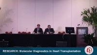 RESEARCH SESSION 24: Molecular Diagnostics in Heart Transplantation: It's All in the Genes