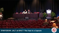 SYMPOSIUM: JHLT at ISHLT:  The Year in a Capsule